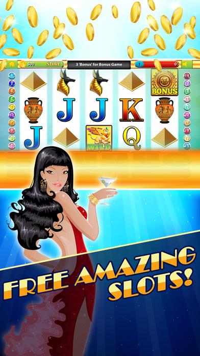 Screenshot 4 «Свобода слоты » — ** По Казино императора ** Играйте в самые реалистичные игровые автоматы онлайн!