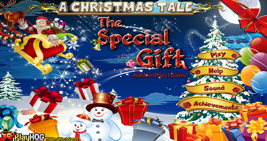 Christmas Tale - The Special Gift - Free Hidden Object Games
