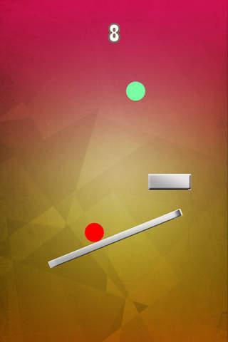 Bounce Ball : Block Dot Shock Wave, Don't Fall Down! screenshot 4