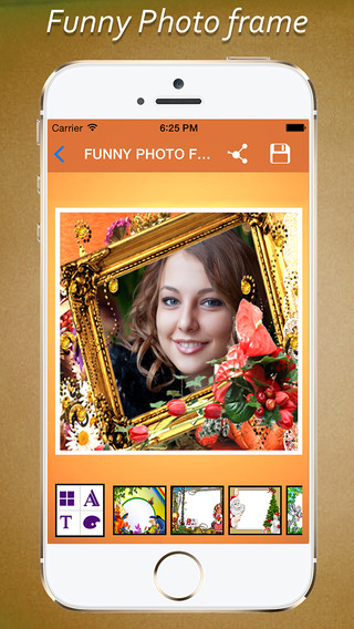 Funny Photo Frames HD
