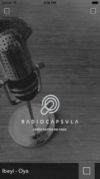 Radio Cápsula