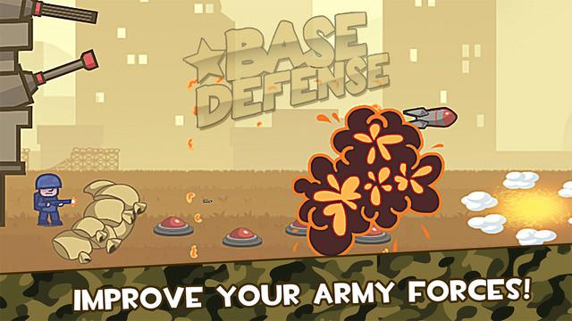Base Defense Game
