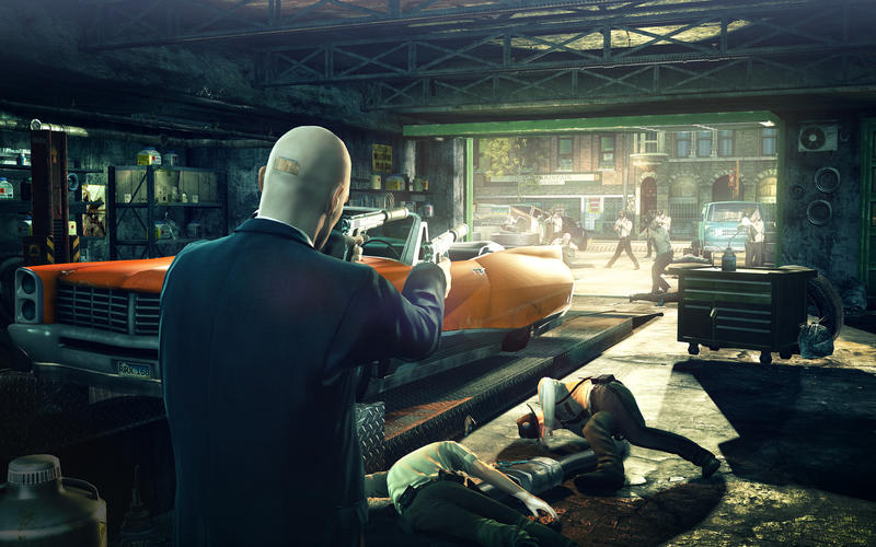 Hitman: Absolution - Elite Edition Screenshots