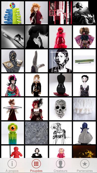 Unicef - Frimousses de Créateurs iPhone Screenshot 3