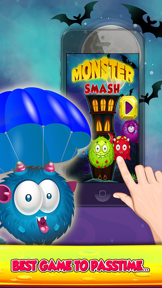 Monster Smash Hit it Up Rampage Squad in Galaxy