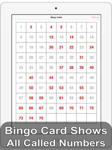 play bingo at home