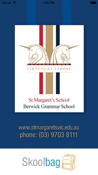 St Margarets Berwick Grammar - Skoolbag