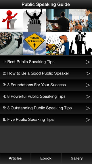 Public Speaking Guide - How To Magnetize Amaze Your Audience