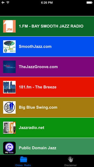 Jazz Radio Stations FREE