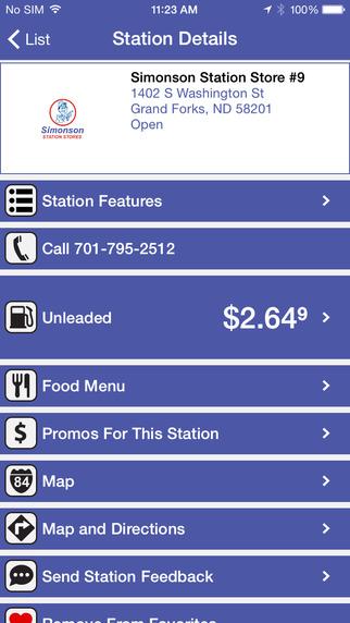 玩免費旅遊APP 下載Simonson Station Stores App app不用錢 硬是要APP