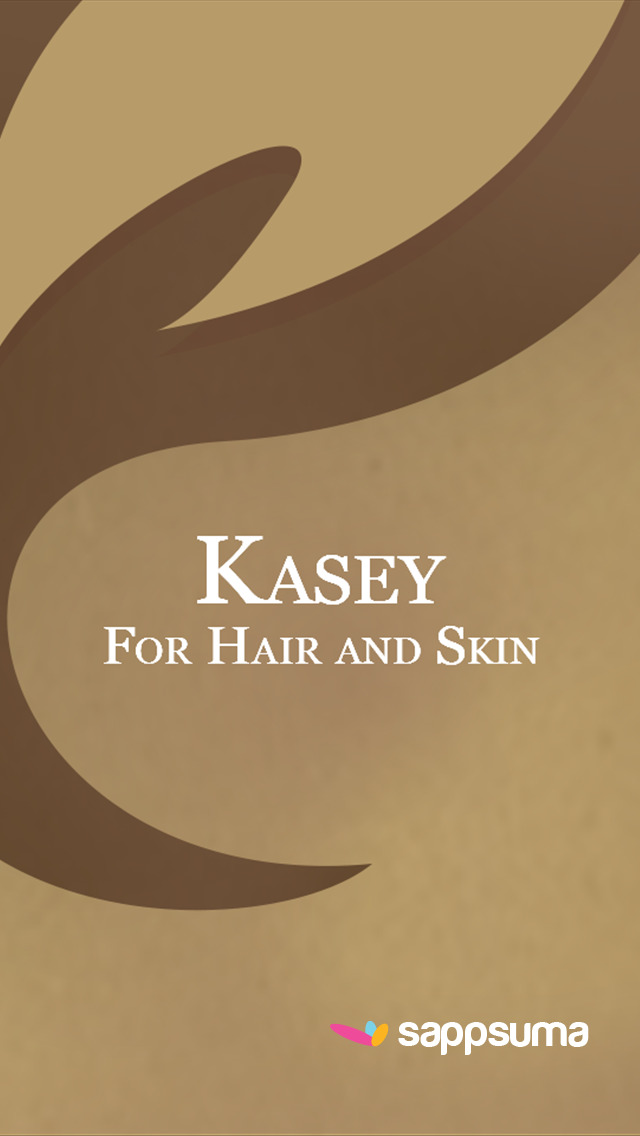 App shopper kasey for hair and skin lifestyle for Adonia beauty salon
