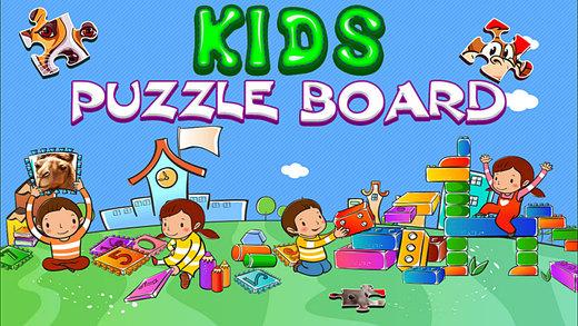 Kids Puzzle Board Free