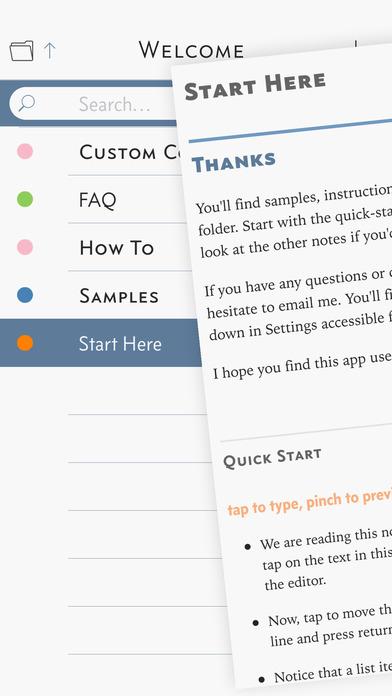 Shift Editor & Quick Lookup Screenshot
