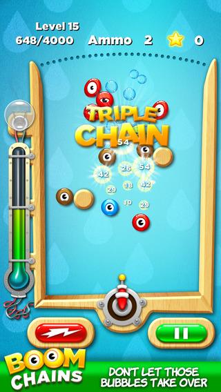 Boom Chains