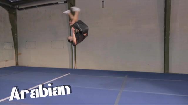 Cheer Tumbling Level 5 Free