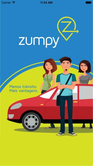 Zumpy - Menos transito mais vantagens