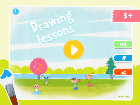 Labo绘画课程