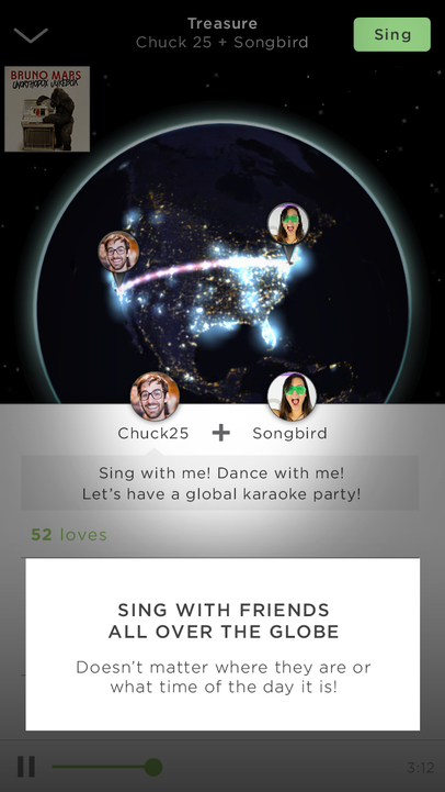 Sing! Karaoke by Smule - iPhone Mobile Analytics and App Store Data