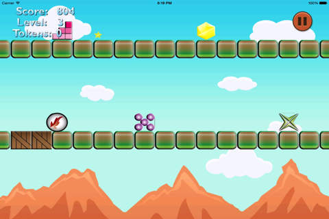 Bouncing Tactile Ball screenshot 4