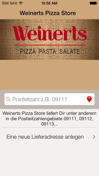Weinerts Pizza Store