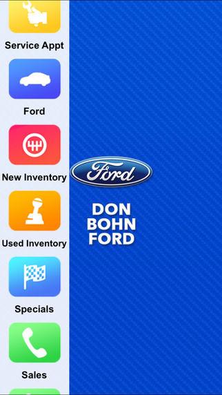 Don Bohn Ford Dealer App