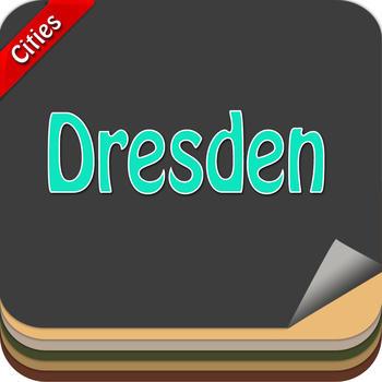 Dresden Offline Map City Guide LOGO-APP點子