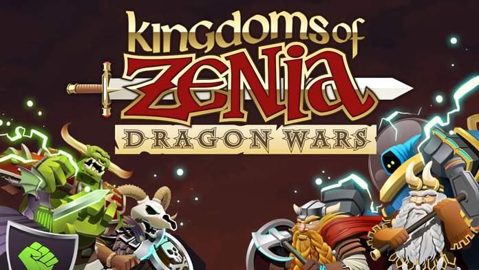 Kingdoms of Zenia: Dragon Wars - iPhone Mobile Analytics and App Store Data
