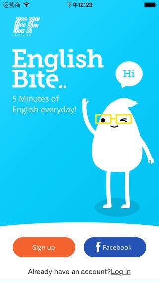 English Bite