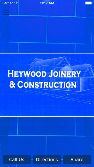 Heywood Joinery