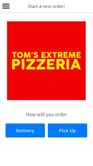 Tom's Extreme Pizzeria