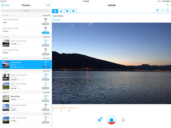 Voice Notes Pro - Recorder, Memos Screenshots