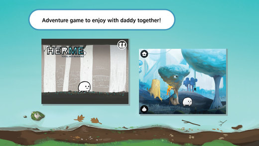 Herme : The first adventure game for kids