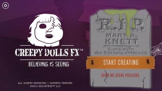 Creepy Dolls FX