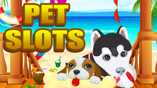 AAA Lucky Pet Vacation Slots Party - Win Top Jackpots Casino Pro