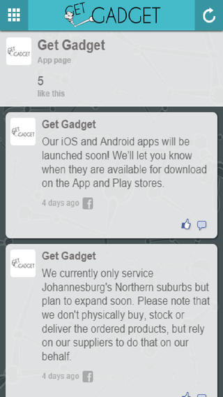 Get Gadget