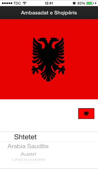 Amba.Shqipërisë