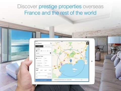 Lux-Residence - Prestige & Luxury real-estate iPad Screenshot 2