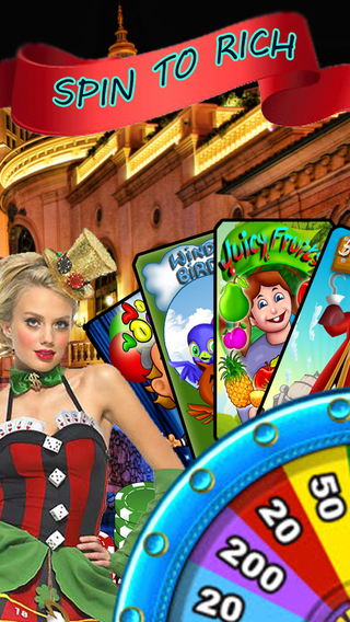 BigWin Slot Las Vegas For Christmas: Double Deal Slots With 10+ Classic Categories For Holiday Gambl