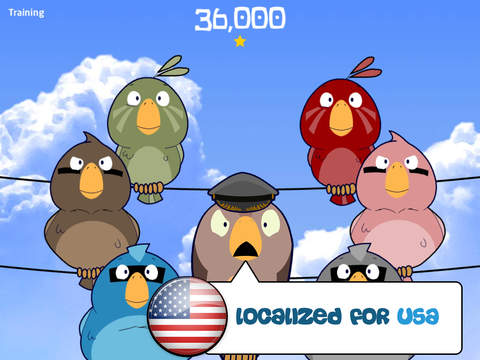 Feather Squadron: Academy - USA
