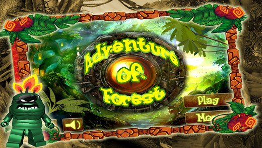 Adventure of Forest Hidden Objects