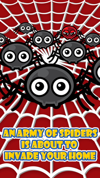 Spiders Buster - Let's Squash Smash Gogo Bugs Tapper Free