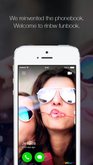 rinbw - video phonebook