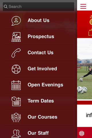 LFC Foundation College screenshot 2
