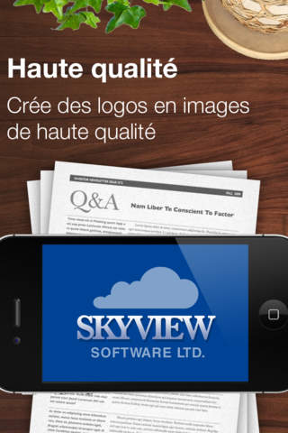 InstaLogo Logo Maker & Creator screenshot 3