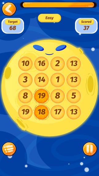 Math Sum Quiz - Cool Challenge