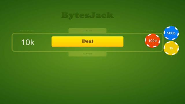 Bytes Jack Cards