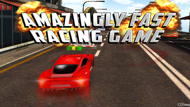 Unreal Smash Chase Race 3D Asphalt Road Traffic Getaway Car Racing