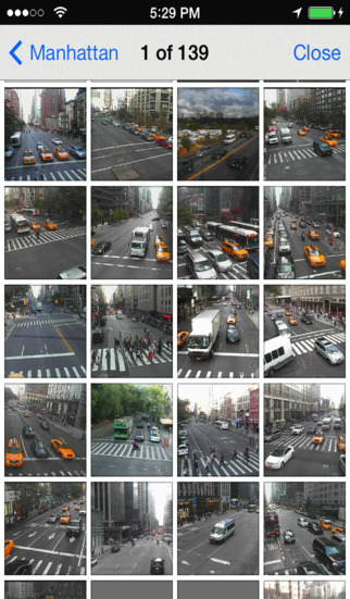 NYC Road Conditions and Traffic Cameras Travel Transit NOAA New York City All-In-1