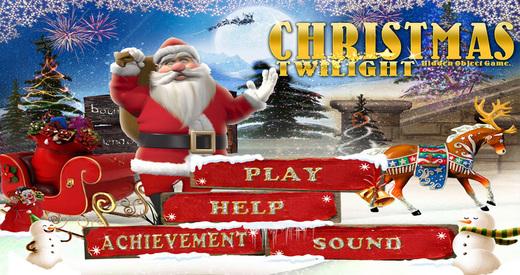 Christmas Twilight - Free Hidden Object Games