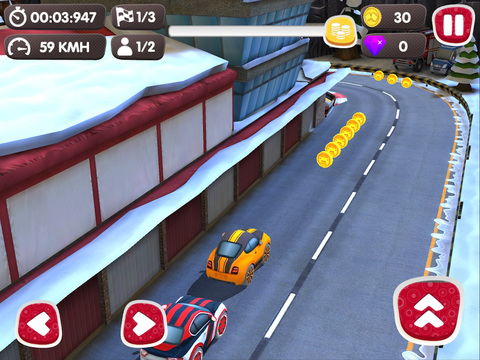 Turbo Wheels screenshot 8
